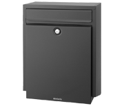 Decayeux - D100 Dark Grey Post Box