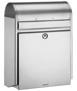 Decayeux - D170 Stainless Steel Post Box
