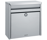Decayeux - D540 Stainless Steel Post Box