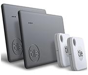 Thumbnail of Tile Bluetooth Smart Tracker - Mate & Slim Combo Pack