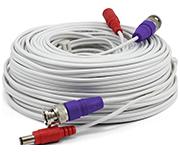 Thumbnail of Swann 15m White Ultra HD CCTV BNC Camera Cable