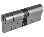 Thumbnail of Yale Anti-Snap - Euro Double Cylinder 40 - 40 (80mm Nickel Plated)
