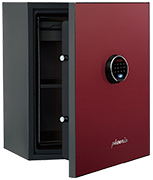 Thumbnail of Phoenix Spectrum Plus LS6012FR Burgundy Red Fire Safe