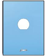 Thumbnail of Phoenix Spectrum Blue Door Panel