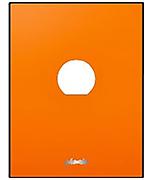 Thumbnail of Phoenix Spectrum Orange Door Panel
