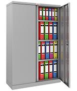Thumbnail of Phoenix SCL1491GGK Grey Steel Storage Cupboard