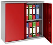 Thumbnail of Phoenix SCL0891GRK Red Steel Storage Cupboard