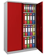 Thumbnail of Phoenix SCL1491GRK Red Steel Storage Cupboard
