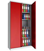Thumbnail of Phoenix SCL1891GRK Red Steel Storage Cupboard