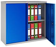 Thumbnail of Phoenix SCL0891GBE Blue Steel Storage Cupboard