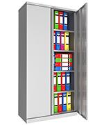 Phoenix SC1891GK Grey Steel Storage Cupboard