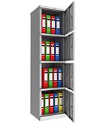 Phoenix SC1845/4GK 4 Door Grey Locker