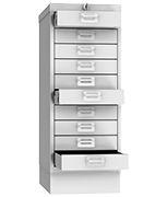 Thumbnail of Phoenix MD0604G Ten Drawer Cabinet