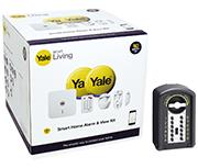 Thumbnail of Yale SR-330 Smart Home Alarm & Keyguard XL Kit