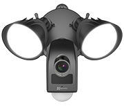 Thumbnail of EZVIZ Outdoor Floodlight Security Camera - Black