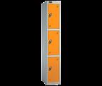 Thumbnail of Probe 3 Door - Extra Deep Orange Locker
