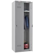 Thumbnail of Phoenix Double 1 Door Grey Locker - Electronic Locking