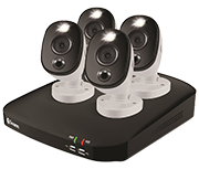 Thumbnail of Swann DVR-4680 8 Channel HD 1080p - 4 Camera True Detect CCTV Kit