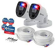 Thumbnail of Swann Outdoor Ultra HD 4K Enforcer Thermal CCTV Camera (Twin Pack)