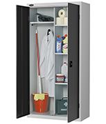 Probe Janitors Cupboard - Black