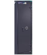 Burton Warden LFS 6 Gun Safe - Electronic Locking
