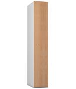 Thumbnail of Probe 1 Door - Oak Timberbox Locker (Extra Deep)
