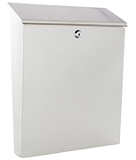 Thumbnail of Luna - Stainless Steel Post Box