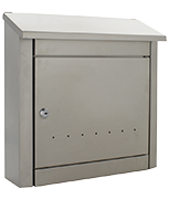 Thumbnail of Trend - Stainless Steel Post Box