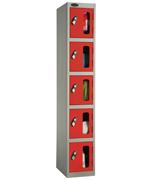 Thumbnail of Probe 5 Door - Vision Panel Locker (Deep)