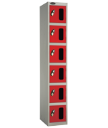 Thumbnail of Probe 6 Door - Vision Panel Locker (Deep)