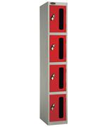 Thumbnail of Probe 4 Door - Vision Panel Locker (Extra Deep)