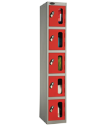 Thumbnail of Probe 5 Door - Vision Panel Locker (Extra Deep)