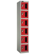 Thumbnail of Probe 6 Door - Vision Panel Locker (Extra Deep)
