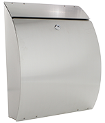 Eleganza - Stainless Steel Post Box