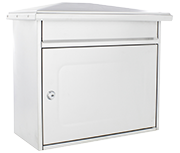 Thumbnail of Worthersee Stainless Steel - Front Loading 27Ltr Large Post Box