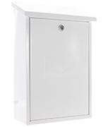 Thumbnail of Parma White - Top Loading 12Ltr Medium Post Box