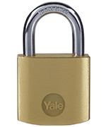 Thumbnail of Yale Y110B Essential 30mm Brass Padlock
