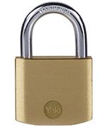 Thumbnail of Yale Y110B Essential 40mm Brass Padlock