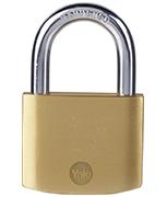 Thumbnail of Yale Y110B Essential 50mm Brass Padlock