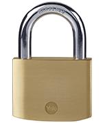 Thumbnail of Yale Y110B Essential 60mm Brass Padlock