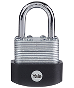 Thumbnail of Yale Y125B 40mm Laminated Steel Padlock