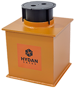 Hydan Standard Size 2 - 25Ltr Under Floor Safe