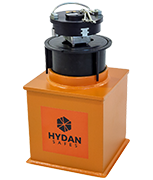 Hydan Knight Size 1 - 10Ltr Under Floor Safe
