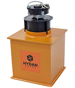 Hydan Knight Size 2 - 25Ltr Under Floor Safe