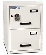 Burton 2 Drawer Electronic Fire File