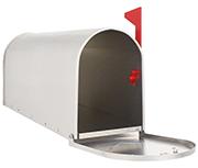 Aluminium US Mailbox
