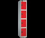 Thumbnail of Probe 4 Door - Extra Deep Red Locker