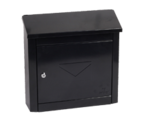 Thumbnail of Moda Black - Steel Post Box
