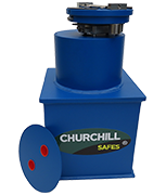 Churchill Domestic D2L - 12Ltr Under Floor Safe