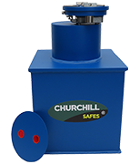 Churchill Domestic D3L - 28Ltr Under Floor Safe